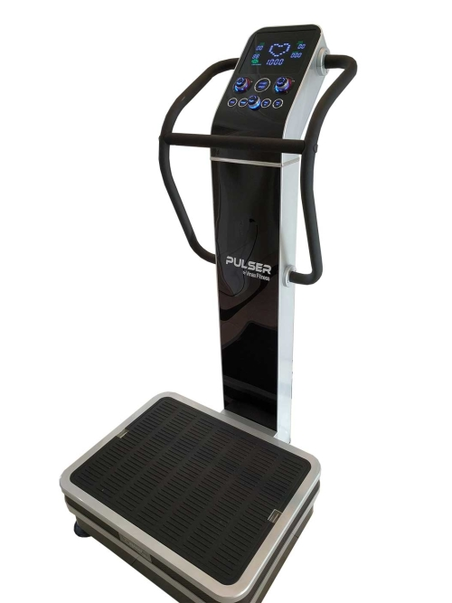 Vmax fitness pro duo review whole body vibration for Gforce professional dual motor whole body vibration machine