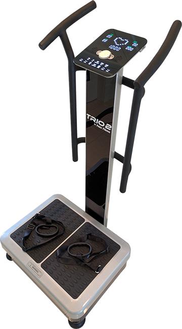 Vmax Fitness Trio 2 Review Dual Vibration Level 3 Wbv