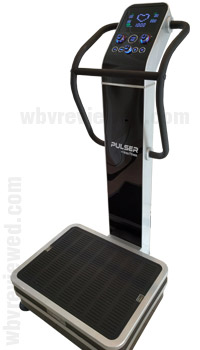 PULSER 2 Whole Body Vibration Machine Vmax Fitness