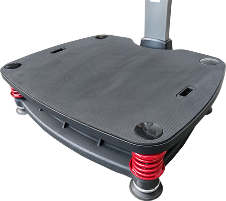 tri flex vibration machine reviews